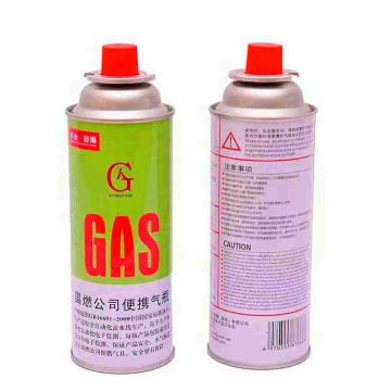 Butane refill gas cartridge 227g and butane gas cartridge 227g made in china
