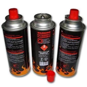 Camping Stove Gas Burner 227g Camping butane gas cartridge