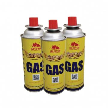 Prime butane gas cartridge and butane gas canister  for Butane Gas / Stove