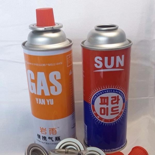 Industrial portable camping butane fuel can gas for portable gas stove 227g